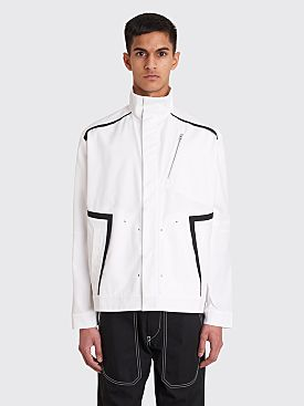 AFFIX Public Service Jacket White