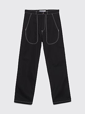 AFFIX Tradesman Pants Black