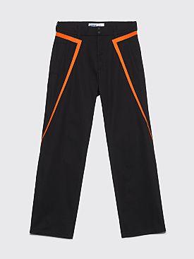 AFFIX Public Service Pants Black