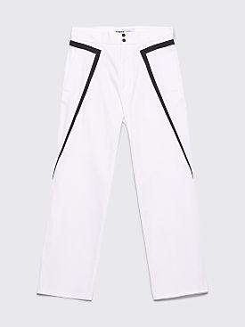 AFFIX Public Service Pants White