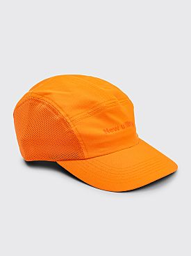 AFFIX Dual Fabric Cap Safety Orange