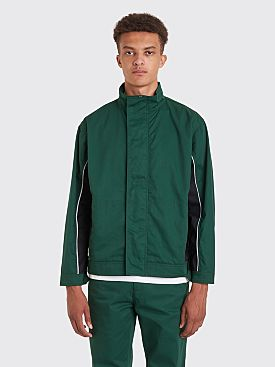 AFFIX Track Jacket Green / Black