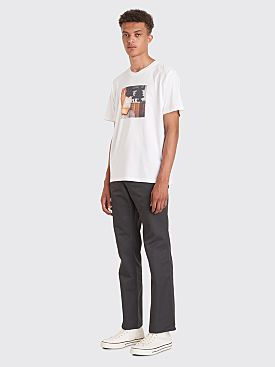 AFFIX Track Pants Grey / Blue