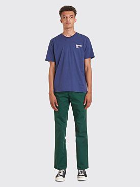 AFFIX Track Pants Green / Black