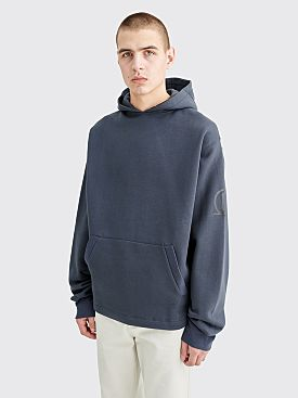 AFFIX Chemical Hooded Sweatshirt Dark Grey