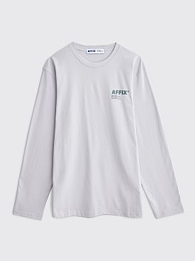 AFFIX Basic LS T-shirt Lilac