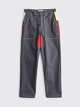 AFFIX Tri-Colour Work Pants Grey