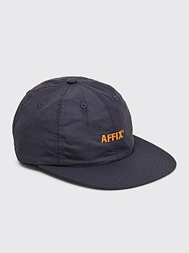 AFFIX 30 WT Logo Nylon Cap Navy