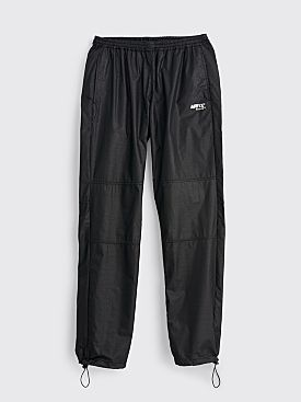 AFFIX Technical Nylon Pants Black
