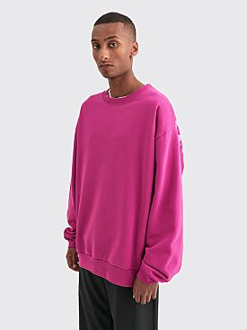 AFFIX Foley Sequence Sweatshirt Acid Purple