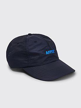 AFFIX Standard Logo Nylon Cap Navy