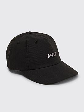 AFFIX Standard Logo Drill Cap Black