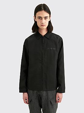 AFFIX Visibility Coach Jacket Black