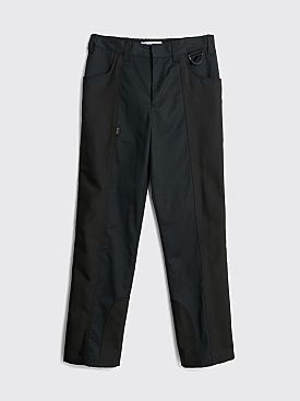 AFFIX Duo Tone Work Pant Black