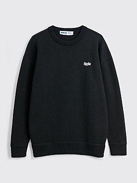 AFFIX Nasenbluten Knit Black