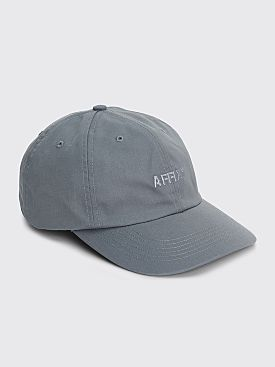 AFFIX Standard Logo Cap Grey