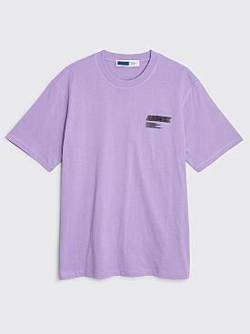 AFFXWRKS Reverb Standardised Logo T-shirt Soft Violet