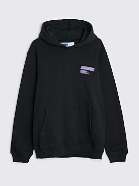 AFFXWRKS Reverb Standardised Logo Hooded Sweatshirt Black