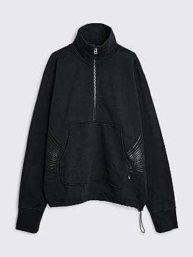 AFFXWRKS Audial Zip Sweatshirt Black