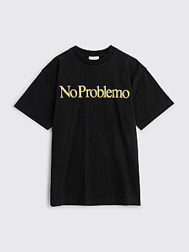 Aries No Problemo T-shirt Black