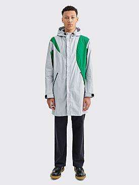 Asics x Kiko Kostadinov Long Jacket Kale / Piedmont Grey