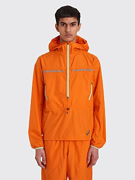 Asics x Kiko Kostadinov Woven Jacket Lava Orange