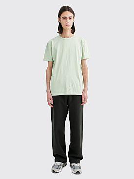 Auralee Super Milled Sweat Pants Black