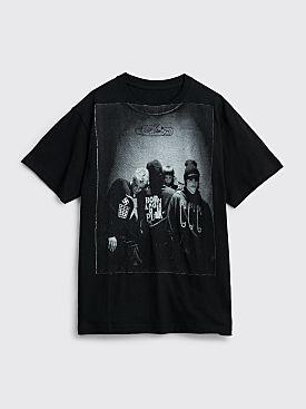 Available Nowhere Marc Lebon T-shirt Black