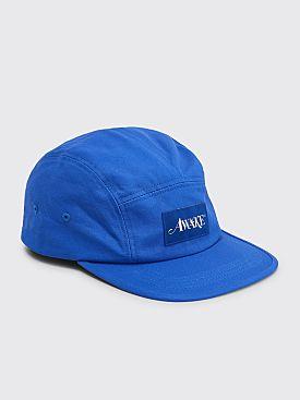 Awake NY Classic Logo Camp Cap Cobalt