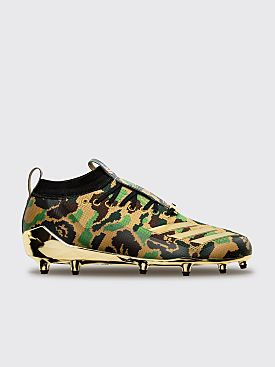 adidas by BAPE Cleats Green Camo