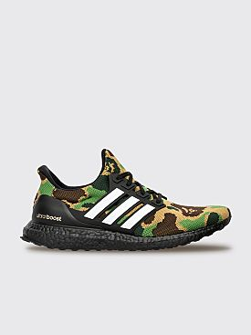 3159b34f36b36 adidas by BAPE UltraBOOST Green Camo
