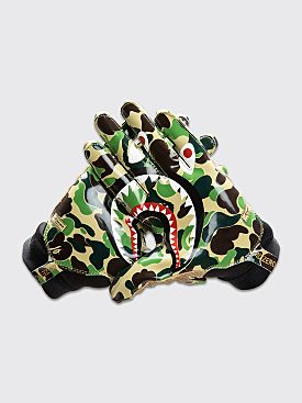 adidas by BAPE Gloves Green Camo