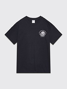 BEINGHUNTED. Mexico Souvenir T-shirt Black