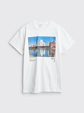 BEINGHUNTED. Vereshchagin 03 T-shirt White