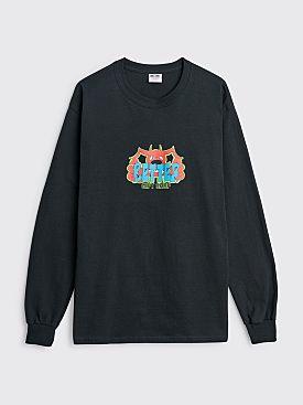 Better™ Gift Shop Hell Bent LS T-shirt Black