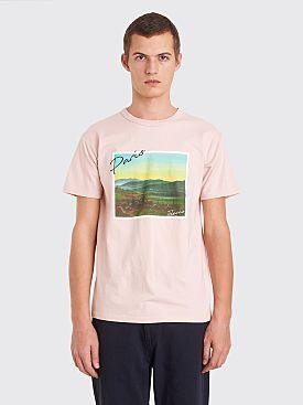 Bianca Chandôn Paris Landscape T-shirt Sandstone