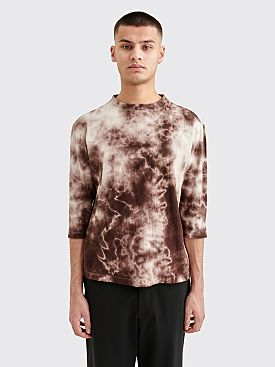 Bianca Chandôn Tie Dye T-shirt Coffee