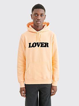 Bianca Chandôn Lover Hooded Sweatshirt Peach