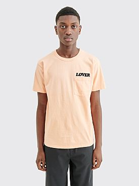 Bianca Chandôn Lover Pocket T-shirt Peach