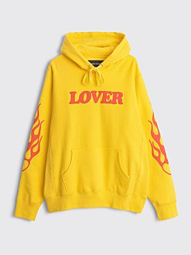 Bianca Chandôn Lover Pullover Hoodie Yellow