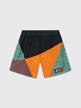 Brain Dead x Prince Match Short Black