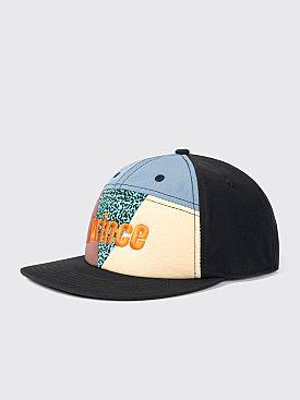 Brain Dead x Prince Panelled Hat Black