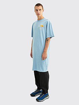 The North Face x Brain Dead T-shirt Dress TNF Navy