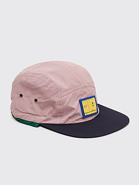 Brain Dead Safari Hat Pink / Green