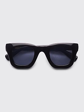 Brain Dead Elia Sunglasses Black