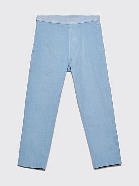 Brain Dead Corduroy Carpenter Pants Light Blue
