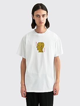 Brain Dead Dream Home T-shirt White