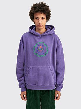Brain Dead Lovebond Hoodie Lavender