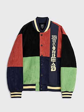 Brain Dead Jacquard Jacket Multi