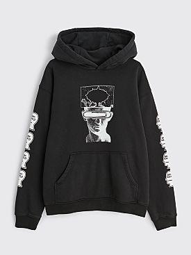 Brain Dead Mind Expansion Hooded Sweatshirt Black